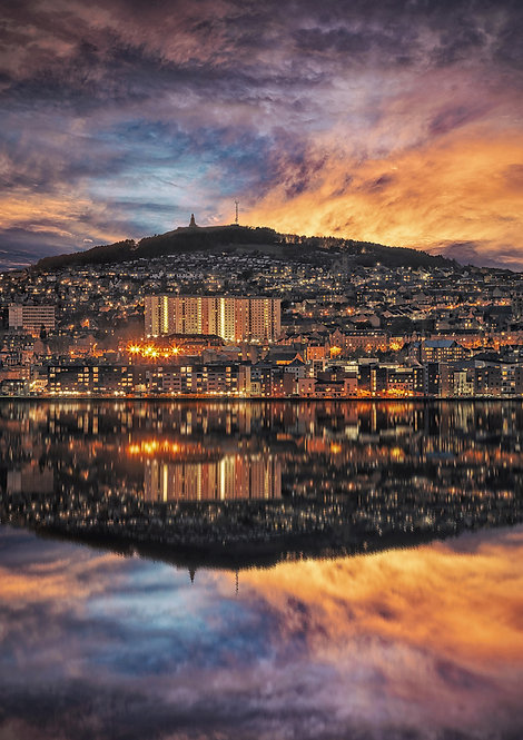 Composite Dundee Sunset
