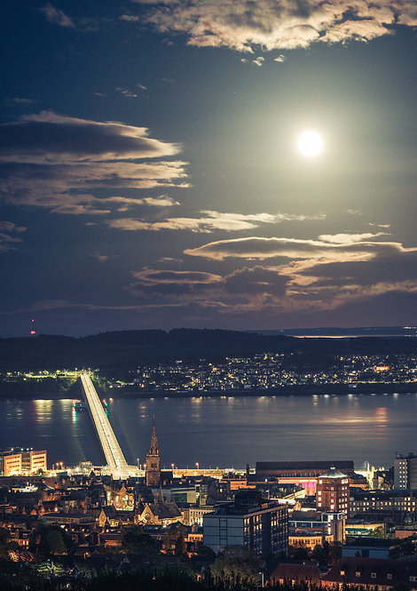 Dundee Moonscape