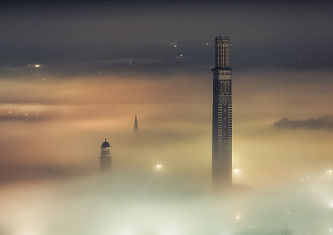 Foggy Cox's Stack