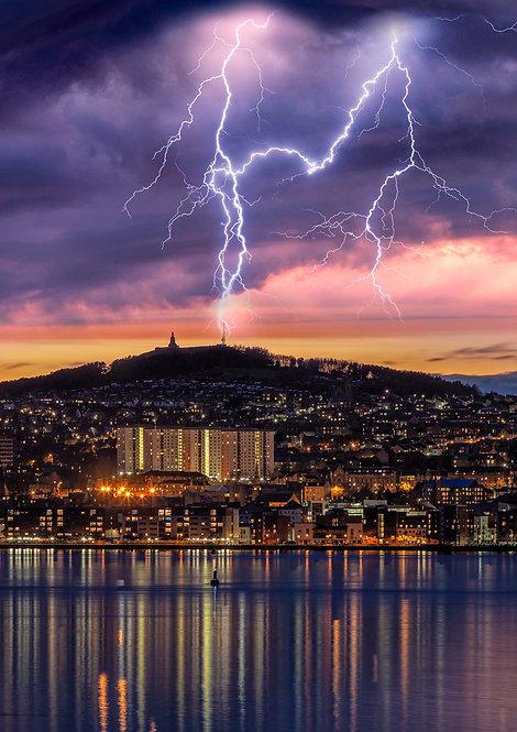 Dundee City Lightning Composite