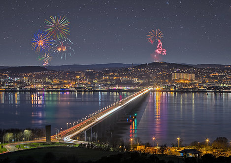 Dundee Fireworks