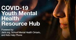 Jack.org Youth Mental Health Resource Hu