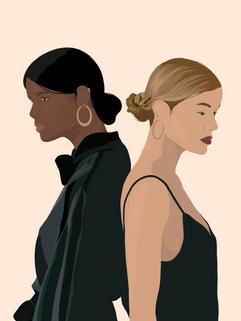 Artwork by Josephine Ding