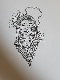 Artwork by Sabrina Jivani