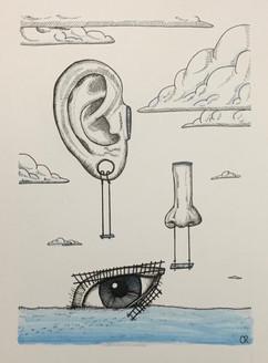 Artwork by Chloe Rexdiemer