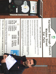PARKING CHARGES TO BE DEBATED BY COUNCIL