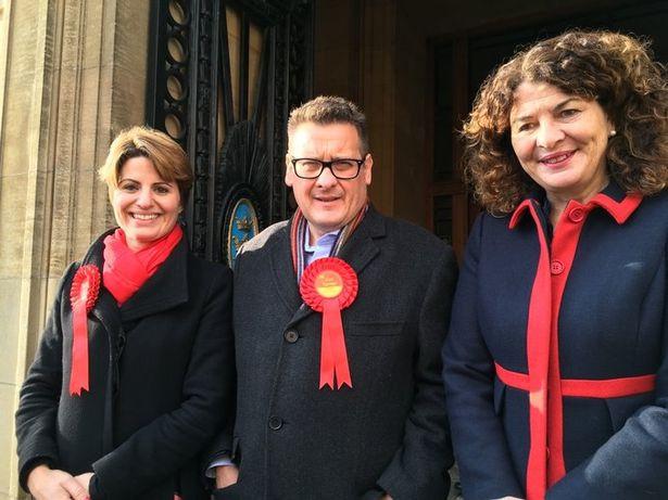 Hull's Labour MPs - Emma Hardy MP, Karl Turner MP & Diana Johnson MP