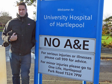 Hartlepool needs and deserves vital hospital services