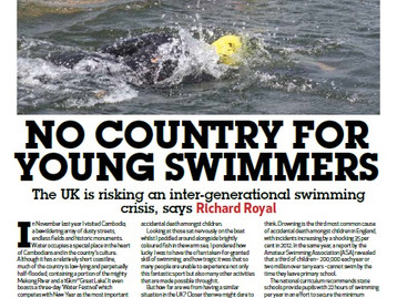 No Country For Young Swimmers