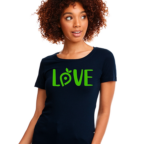 Girls Shirt with LOVE