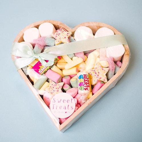 Heart Shaped Sweet Treat