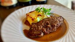 steak d'agneau