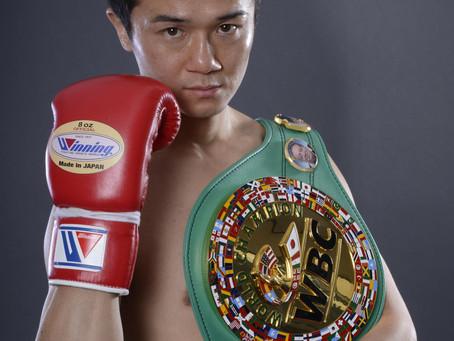 ボクシングで世界チャンピオンの座をつかんだ「逆算思考」