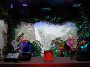 恐竜がフロントでお出迎え!「変なホテル福岡 博多」はココがスゴイ