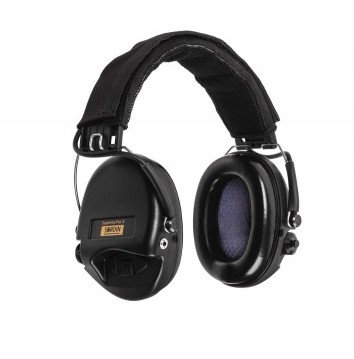 """Активні навушники Інші SORDIN """"Supreme Pro-X Black"""""""