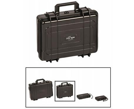 Герметичний кейс с ручкою Sturm Mil-Tec® 280х230х98мм