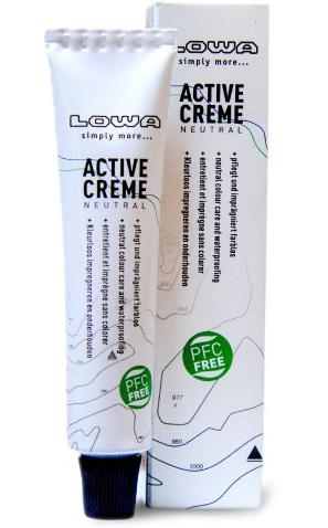 """Взуттєвий крем """"LOWA Active Cream 20 ml"""" (безбарвний)"""