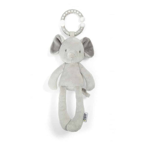 Mamas & Papas Soft Toy Mini Elephant