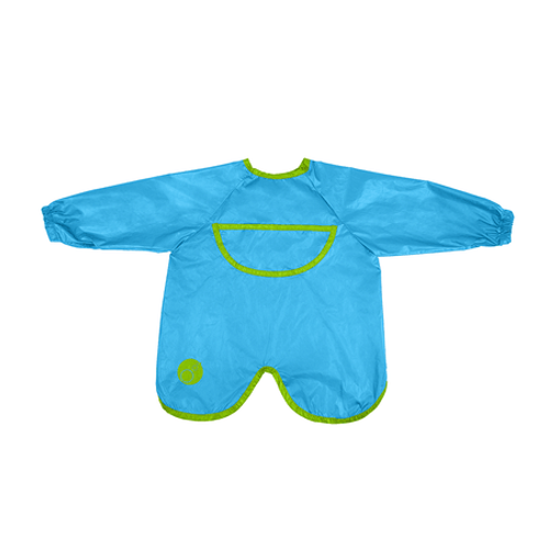 B.box Smock Bib- Ocean Breeze L