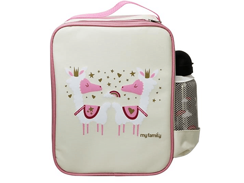 My Family Lunch Cooler Bag Liama