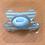 Thumbnail: Difrax Soother Natural 0-6M – Cap