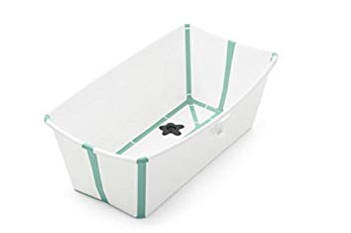 STOKKE® Flexi Bath®V2 – Light Aqua