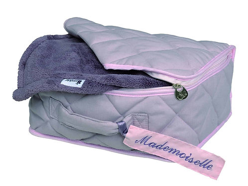 Candide Poeme Suitcase with Blanket