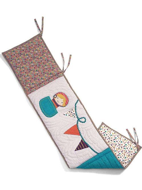 Mamas&Papas Timbuktales – Cot Bed Bumper (Girl)