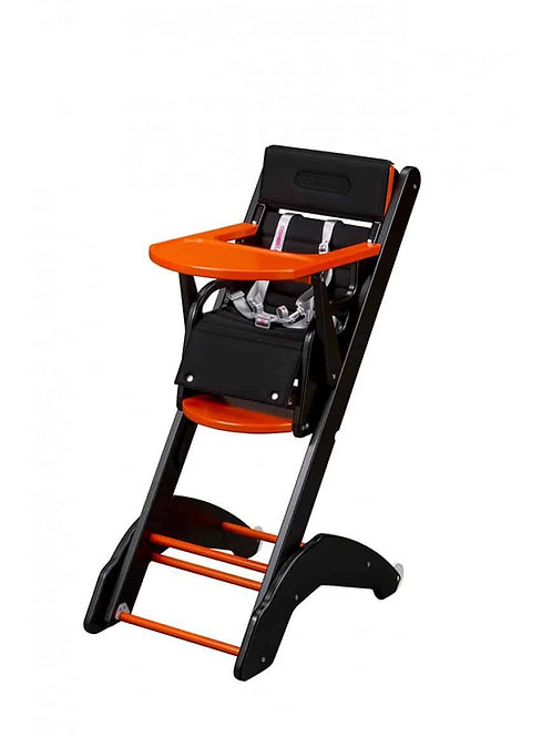 Combelle 21 EVO High Chair Black/Apricot