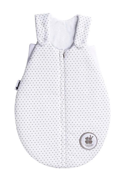 Candide Mini Sleep Bag 0 – 2 months White