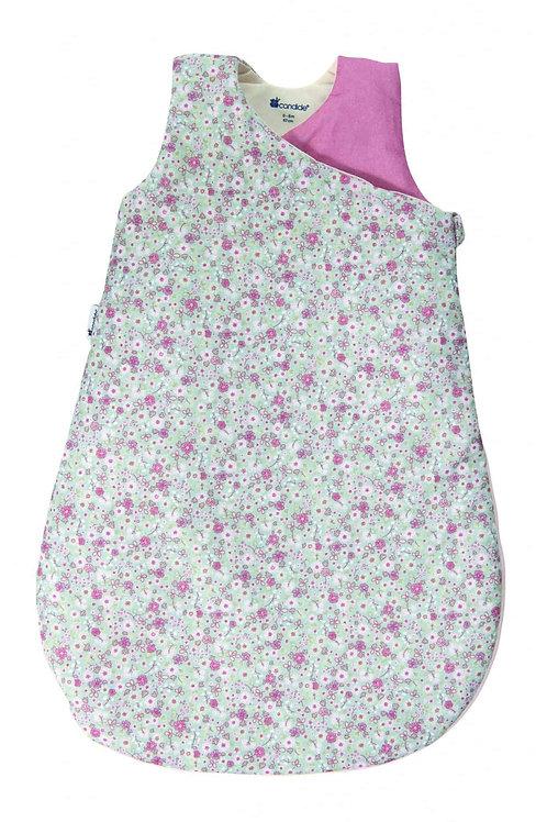 Candide Ma Jolie Fleur Sleeping Bag 0-6 months Liberty