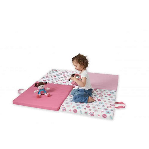 Tineo Clever Playmat – Pink