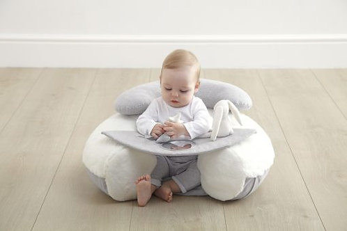 Mamas & Papas My First Sit & Play Grey/White Neutral