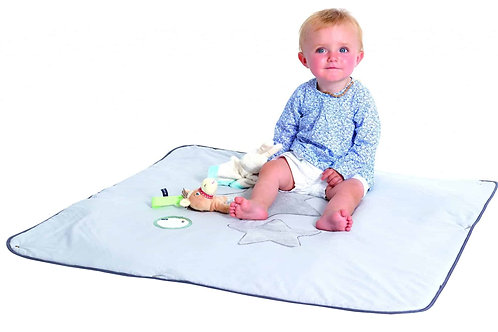Candide Voyage Portable Play Mat Grey