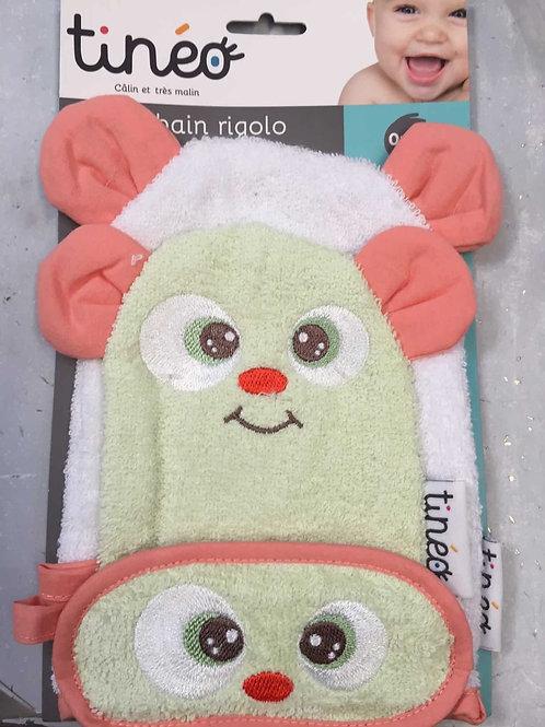 Tineo Fun Bath Set – Green