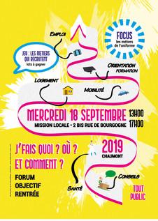 Mission locale de Chaumont