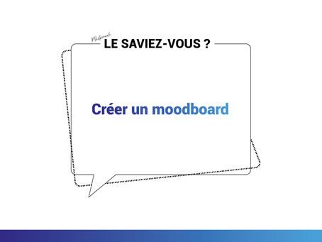 Créer un moodboard