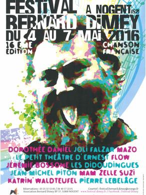 Festival Bernard Dimey 2016
