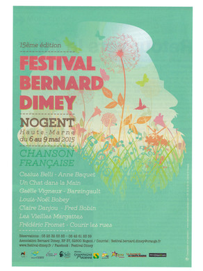 Festival Bernard Dimey 2015