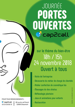 CAP2CALL Chaumont