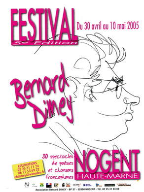 Festival Bernard Dimey 2005