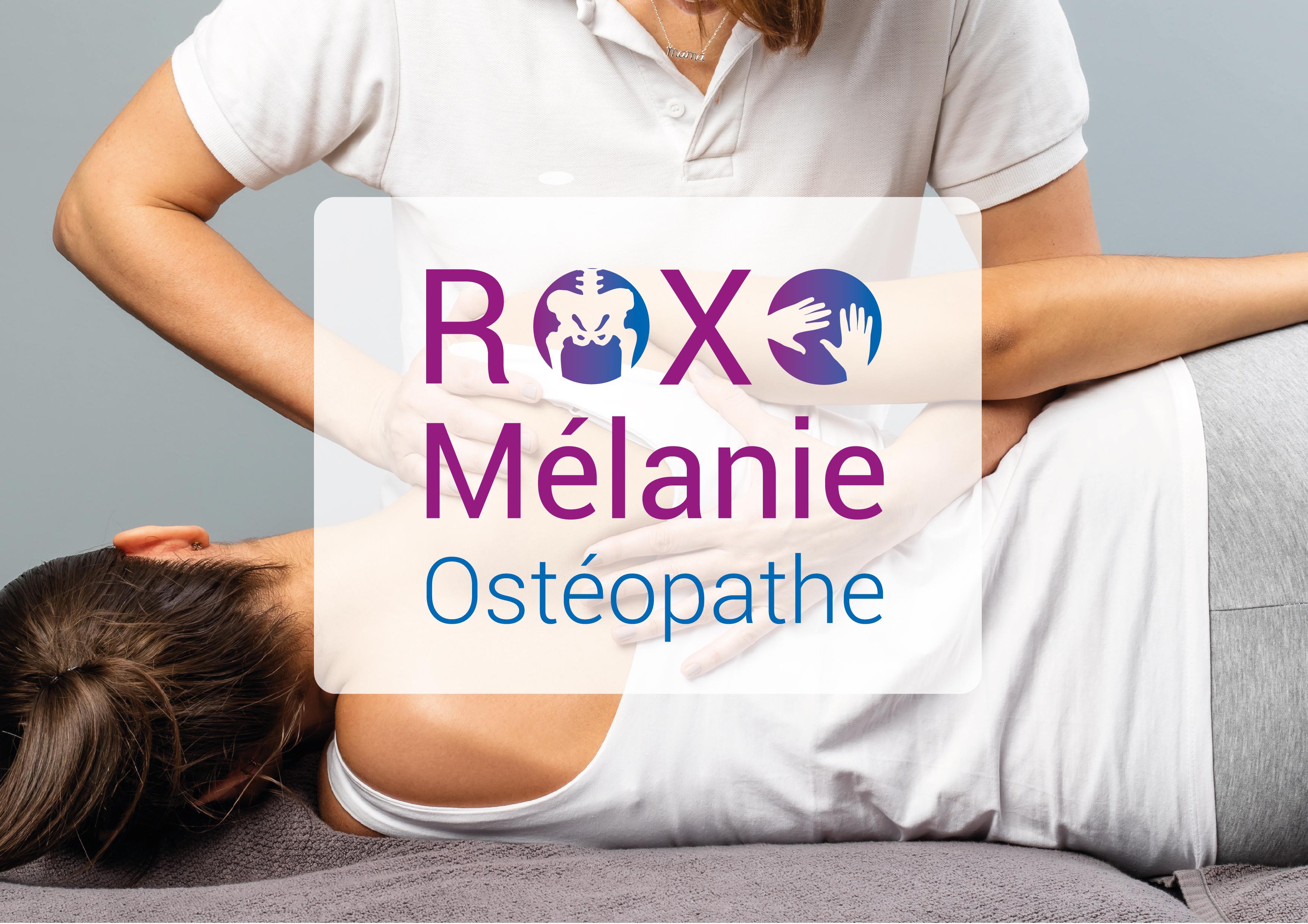 Mélanie Roxo - Ostéopathe