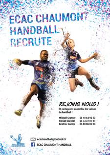 ECAC Chaumont Handball