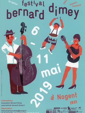 Festival Bernard Dimey 2019