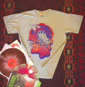 Grateful Dead/ King Gizzard Tee