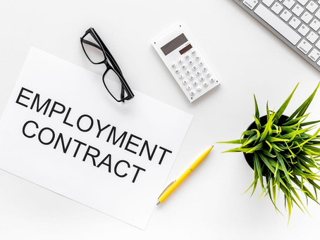 Quick Guide - Why You Need an Employment Contract and What to Include