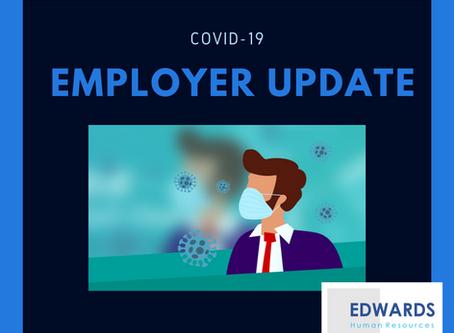 Covid-19 - Employer HR Update