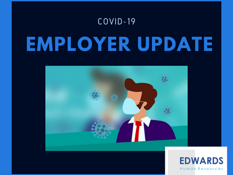 Covid-19 - Employer HR Update