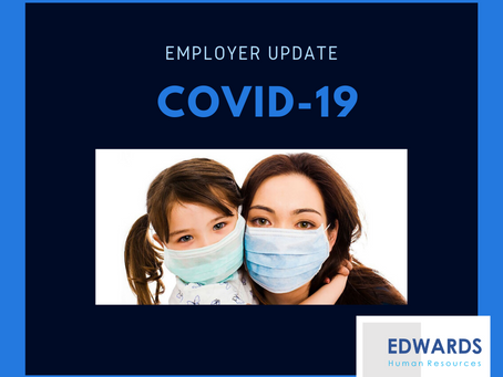 Employer HR Update - COVID-19