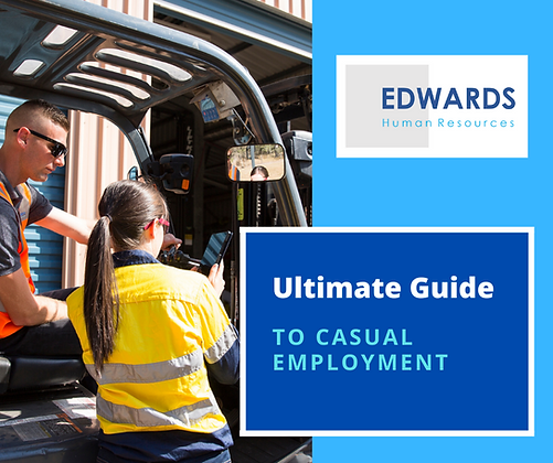 Ultimate Guide to Casual Employment